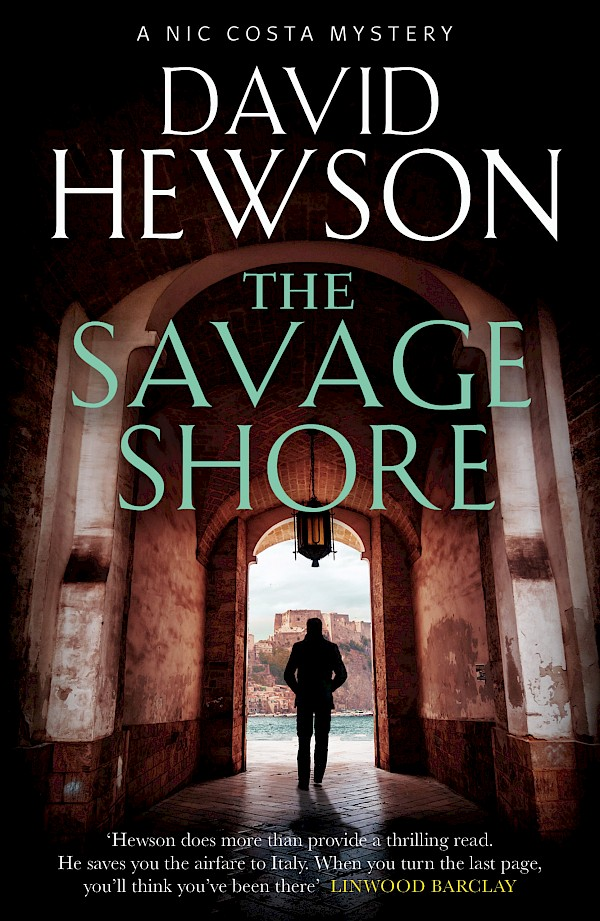 The Savage Shore – David Hewson