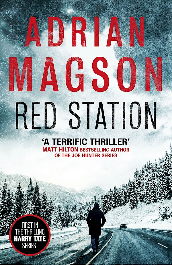Red Station – Adrian Magson