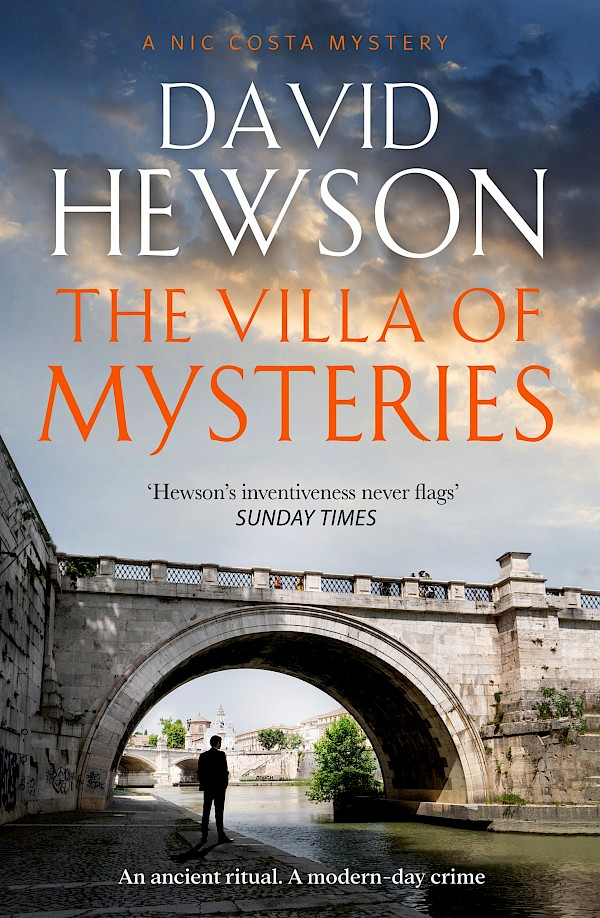 The Villa of Mysteries – David Hewson